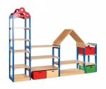 Dětský nábytek sestava MIKI PLUS č.2 - SET22.002