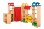 Dětský nábytek sestava MIKI PLUS č.3 - SET22.003