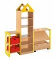 Dětský nábytek sestava MIKI PLUS č.8 - SET22.008