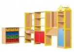 Dětský nábytek sestava MIKI PLUS č.10 - SET22.010