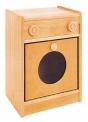 Dětská dřevěná pračka - M271005