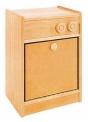 Dětská dřevěná myčka na nádobí -  M271013