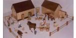 Dřevěné hračky, Hospodářství
