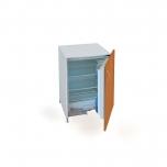 Kuchyňská spodní skříňka s vestavěnou lednicí pravá KUDD 90 CHP