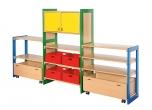Dětský nábytek sestava MIKI PLUS č.7 - SET22.007