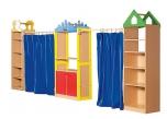 Dětský nábytek sestava MIKI PLUS č.9 - SET22.009