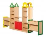 Dětský nábytek sestava MIKI PLUS č.11 - SET22.011
