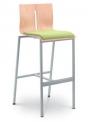 Barová židle Twist 244-N1, N2 - SLEVA nebo DÁREK a DOPRAVA ZDARMA