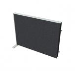 Akustický paraván na plochu stolů TPA S 800 SK 1 - 80x42,5x4 cm