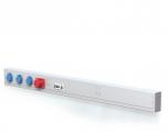 Energokanál EGK 1500 2U K3 modul 150 cm