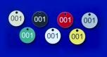 Značení klíčů 01- 100