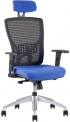 Kancelářské křeslo (židle) Halia Mesh CHR SP  - SLEVA NEBO DÁREK A DOPRAVA ZDARMA
