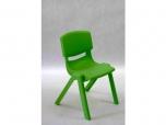Dětská pevná plastová židle