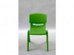 Dětská pevná plastová židle židlička