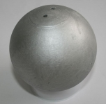 Atletická koule litá 7,26 Kg - 0256