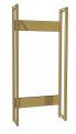 Základní regál, jednostranný, délka 75 cm