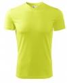 Dámské - Pánské reflexní tričko velikost M