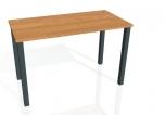 Pracovní (jednací) stůl UE 1400 - 140 cm (hloubka 60 cm)