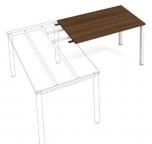 Pracovní (přídavný) stůl UE 1600 RU - 160 cm (hloubka 60 cm) k řetězení