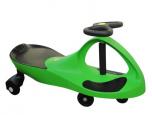 PlasmaCar - LukiCar zelené vozítko