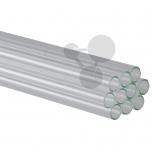Skleněné trubice, BS, 500 x 6 x 0,8 mm, 10 ks