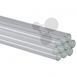 Skleněné trubice, BS, 500 x 8 x 1 mm, 10 ks
