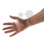 Vinylové pracovní rukavice, L