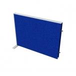 Akustický paraván na plochu stolů TPA S 600 SK 1 - 60x42,5x4 cm