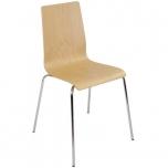 Alba Konferenční židle Lilly dřevěná nebo čalouněná