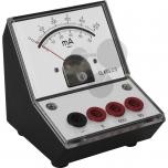 Ampérmetr (DC) 50 mA, 0,5 A, 5 A