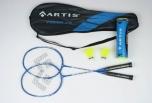 Badminton souprava ARTIS Focus 20 + míčky
