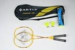 Badminton souprava ARTIS Focus 30 + míčky