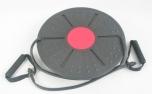 Balanční deska BOARD s posilovací gumou - 1134A
