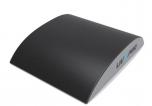 Balanční podložka LivePro AB MAT šedá 38 cm x 31 cm x 7,5 cm