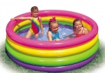 Bazén Intex SUNSET GLOW POOL 168 cm