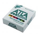 Bezprašné tabulové křídy ATLA Konvex mix 6 barev, 12 ks