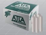 Bezprašné tabulové křídy ATLA Konvex bílá, 144 ks