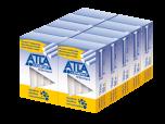 Bezprašné tabulové křídy ATLA Compact 10 krabiček po 10 křídách bílá