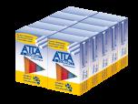 Bezprašné tabulové křídy ATLA Compact 10 krabiček po 10 křídách mix 6 barev