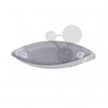 Bikonvexní čočka, R = 150 mm