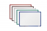 Bílá emailová tabule BoardOK 120x90 cm - OK120090