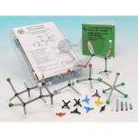 Biochemie žákovská sada, 250 atomů