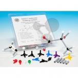 Biochemie žákovská sada, 66 atomů