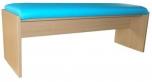 Čalouněná lavička volitelná výška - M28.0hh/3
