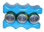 Chladicí tvarovka na plechovky Six can Icepack