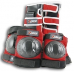 Chrániče skateboard-inline sada 422 - 5159xs