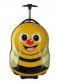 Cuties and Pals Kufřík s kolečky včelka