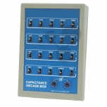 Dekády kondenzátorů, 100 pF - 11,111 µF