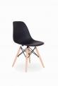Designová víceúčelová židle  NO W 310 Notion wood