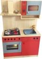 Dětská dřevěná kuchyňka krátká s myčkou 0L359M
